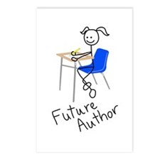 Future Author Postcards (Package of 8)