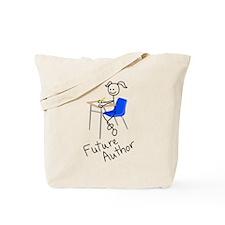 Future Author Tote Bag