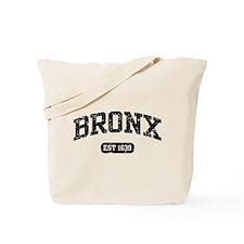 Bronx Est 1639 Tote Bag