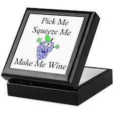 Make Me Wine Keepsake Box