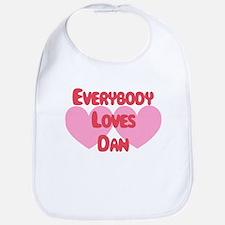Everybody Loves Dan Bib