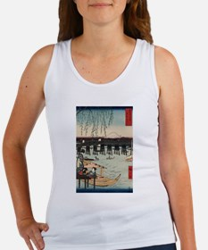 Japanese Ukiyo-e Print Women's Tank Top
