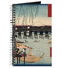 Japanese Ukiyo-e Print Journal