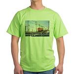 The Blimp Green T-Shirt