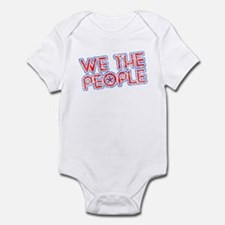 We The People Patriotic Infant Bodysuit