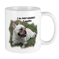 French bulldog Snort Mug