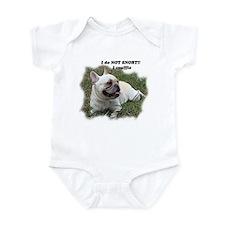 French bulldog Snort Infant Bodysuit