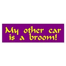 My other car (purple/yellow)