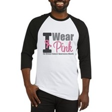 IWearPink Awareness Baseball Jersey