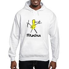 Art By M2J - Pikachu Jumper Hoodie