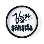 Vegas Gangsta Wall Clock