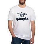 Vegas Gangsta Fitted T-Shirt