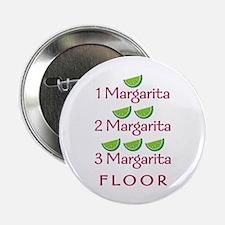 "1-2-3-Margarita - 2.25"" Button"