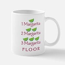 1-2-3-Margarita - Mug