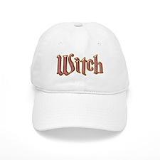 Witch Rose Quartz Pink Baseball Cap
