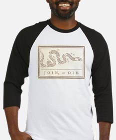 Join or Die Baseball Jersey