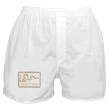 Join or Die Boxer Shorts