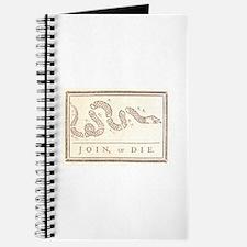 Join or Die Journal