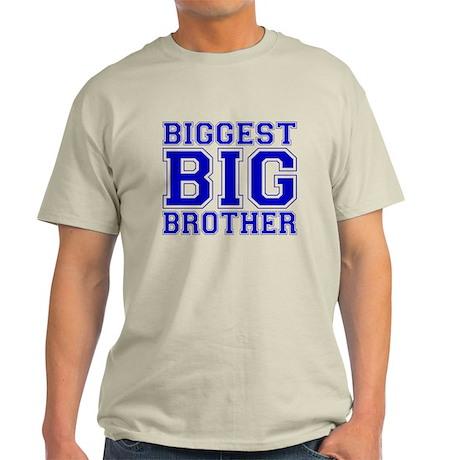 Biggest Big Brother Varsity Light T-Shirt