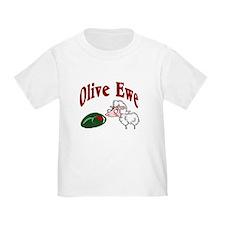 I Love You: Olive Ewe T