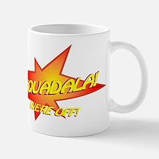 Squadala Small Mugs
