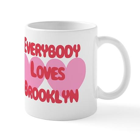 Everybody Loves Brooklyn Mug