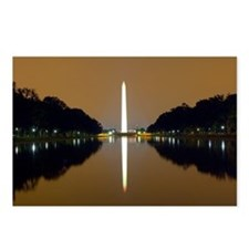 Washington Monument, Washington, DC - Postcards