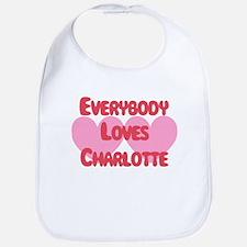 Everybody Loves Charlotte Bib