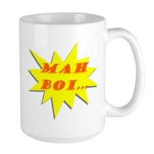 Mah Boi Ceramic Mugs