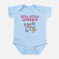 Cute Little Cambria Infant Bodysuit