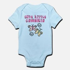 Cute Little Cambria Onesie