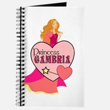 Princess Cambria Journal