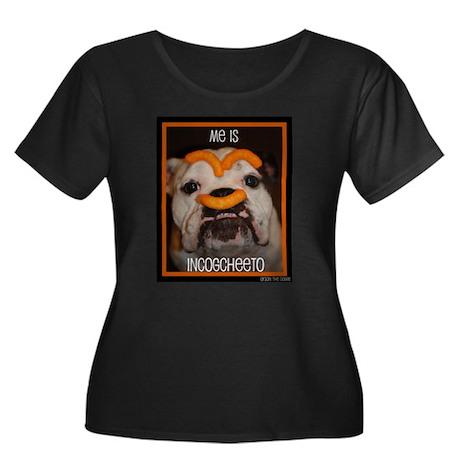 Orson Cheeto Plus Size T-Shirt