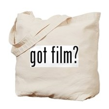 got film? Tote Bag