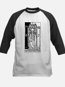 The High Priestess Rider-Waite Tarot Card Tee