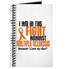 In The Fight Against MS 1 (Aunt) Journal