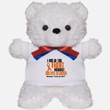 In The Fight Against MS 1 (Aunt) Teddy Bear