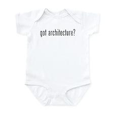 got architecture? Onesie