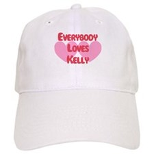 Everybody Loves Kelly Baseball Cap