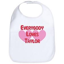 Everybody Loves Taylor Bib
