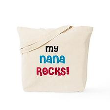 My Nana Rocks Tote Bag