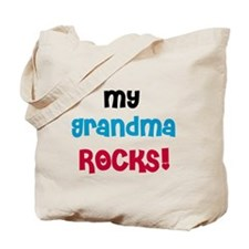 Grandma and Grandpa Rocks Tote Bag
