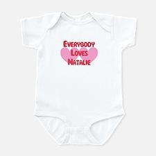 Everybody Loves Natalie Infant Bodysuit