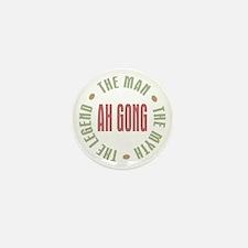 Ah Gong Chinese Grandpa Man Myth Mini Button (10 p