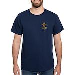 Masonic Medical Doctors Dark T-Shirt