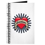 American Tattoo Heart Journal