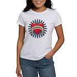 American Tattoo Heart Women's T-Shirt