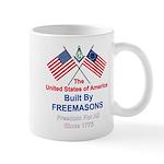 Masonic 4th of July Mug