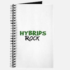 Hybrid Cars Rock Journal