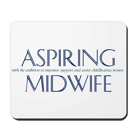 Mousepad for Aspiring Midwives